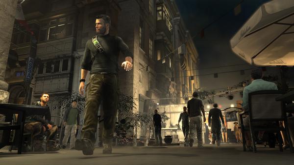 Скриншот №2 к Tom Clancys Splinter Cell Conviction™