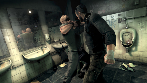 Скриншот №7 к Tom Clancys Splinter Cell Conviction™