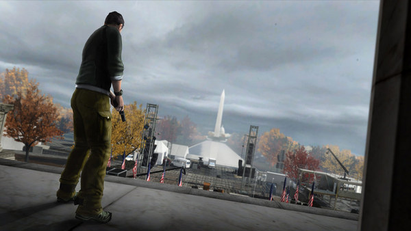 Скриншот №21 к Tom Clancys Splinter Cell Conviction™