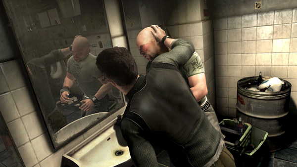 Скриншот №8 к Tom Clancys Splinter Cell Conviction™