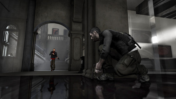 Скриншот №12 к Tom Clancys Splinter Cell Conviction™