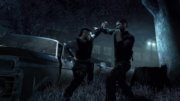 Скриншот №22 к Tom Clancys Splinter Cell Conviction™