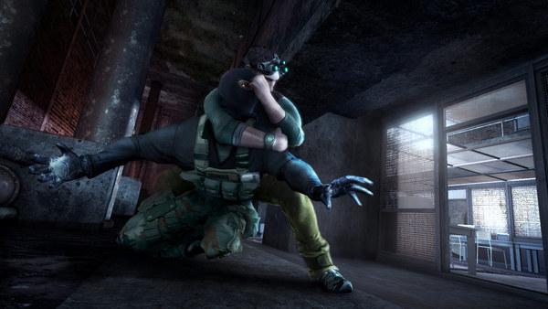 Скриншот №24 к Tom Clancys Splinter Cell Conviction™