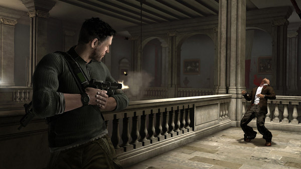 Скриншот №15 к Tom Clancys Splinter Cell Conviction™