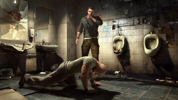 Скриншот №3 к Tom Clancys Splinter Cell Conviction™