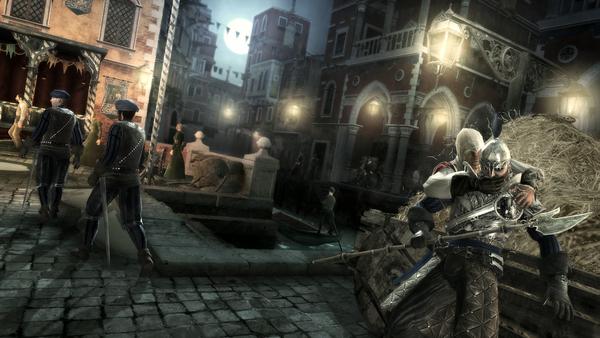 Assassin's Creed II скриншот