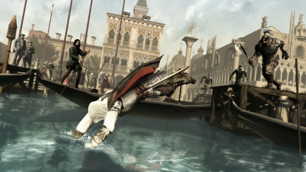 скриншот Assassin's Creed 2 Deluxe Edition 2