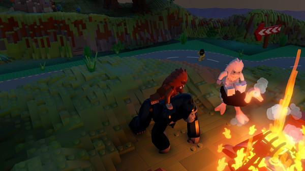 Скриншот №2 к LEGO® Worlds