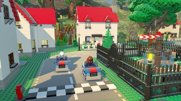 Скриншот №1 к LEGO® Worlds