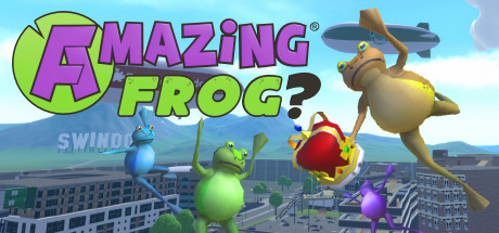 Amazing Frog? Cover Image