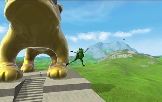Screenshot of Amazing Frog?