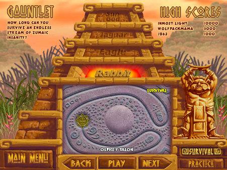 Скриншот №4 к Zuma Deluxe