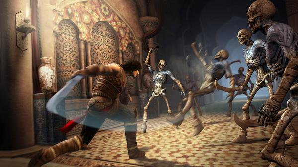 Скриншот №1 к Prince of Persia The Forgotten Sands™