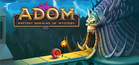ADOM (Ancient Domains Of Mystery) Cover Image