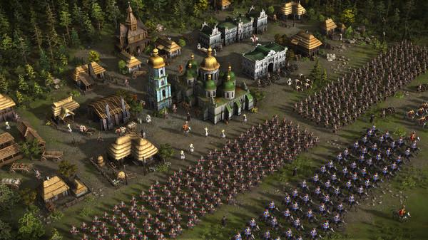 Скриншот №6 к Cossacks 3