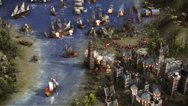 Скриншот №2 к Cossacks 3