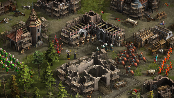 Скриншот №9 к Cossacks 3