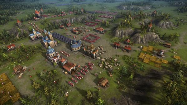 Скриншот №1 к Cossacks 3