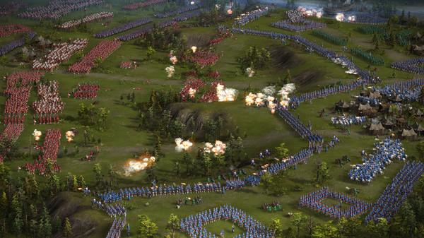 Скриншот №3 к Cossacks 3