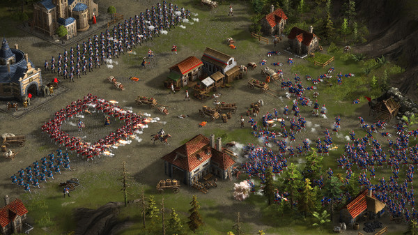Скриншот №5 к Cossacks 3