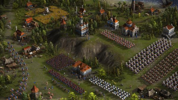 Скриншот №8 к Cossacks 3