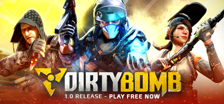 Dirty Bomb® Cover Image