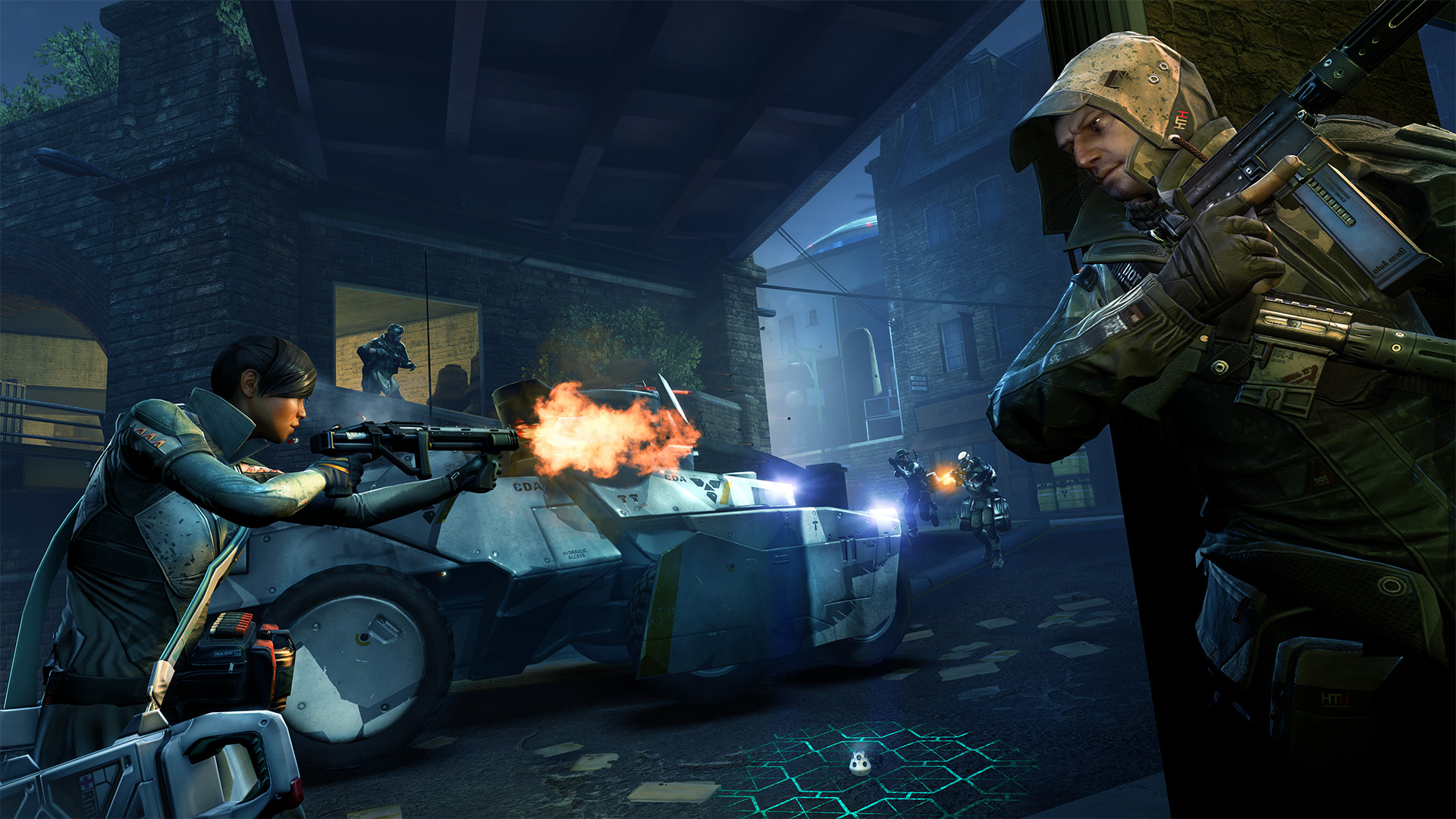 Best Free-to-play Games - Dirty Bomb