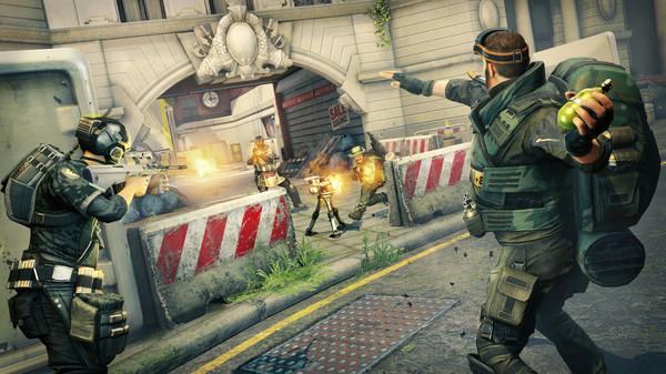 Dirty Bomb screenshot