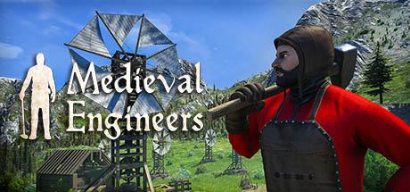 Medieval Engineers Cover Image