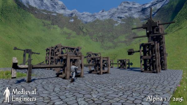Скриншот №24 к Medieval Engineers