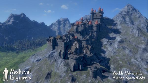 Скриншот №25 к Medieval Engineers