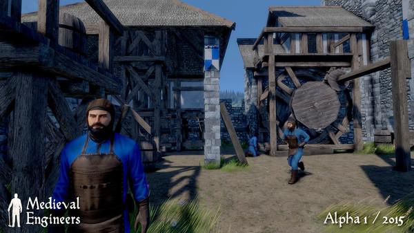 Скриншот №16 к Medieval Engineers