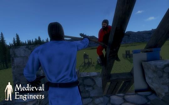 Скриншот №32 к Medieval Engineers