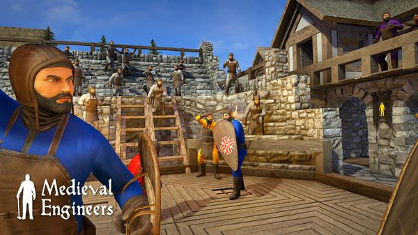 Скриншот №2 к Medieval Engineers