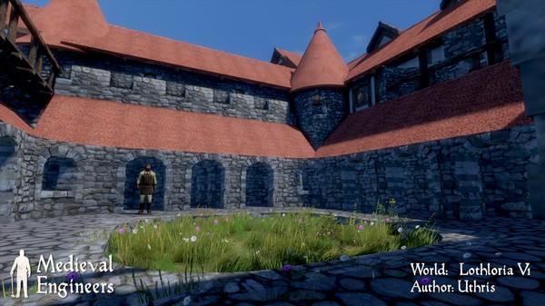 Скриншот №29 к Medieval Engineers