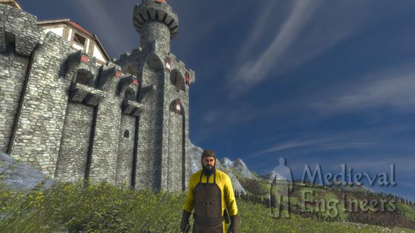 Скриншот №5 к Medieval Engineers