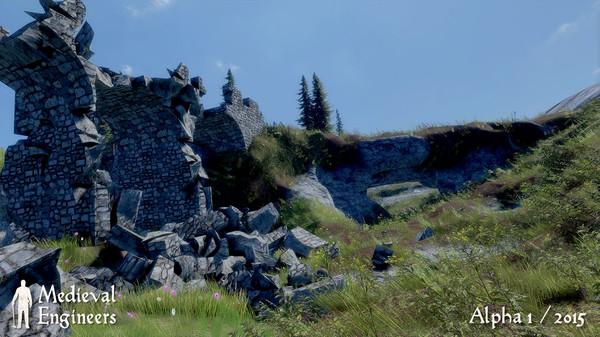 Скриншот №15 к Medieval Engineers