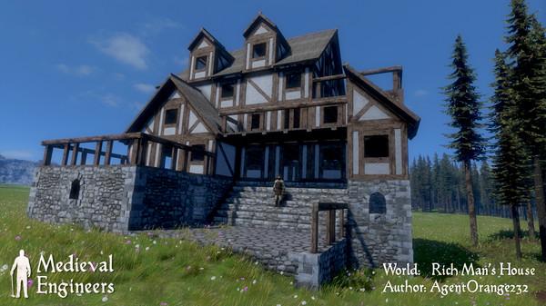 Скриншот №27 к Medieval Engineers