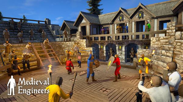Скриншот №1 к Medieval Engineers