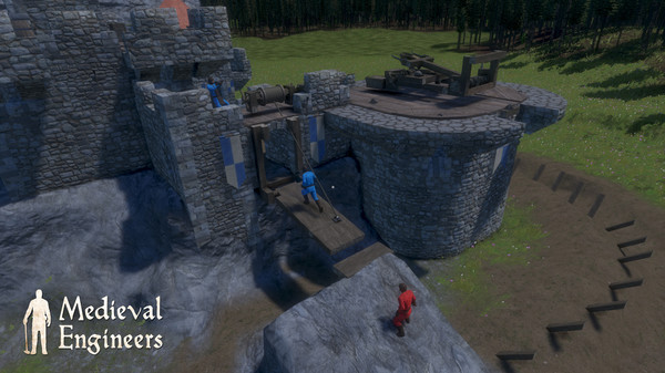 Скриншот №33 к Medieval Engineers