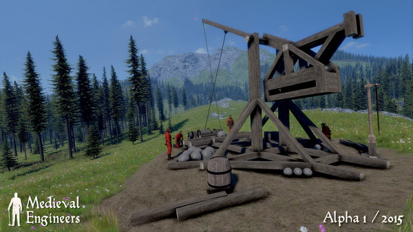 Скриншот №19 к Medieval Engineers