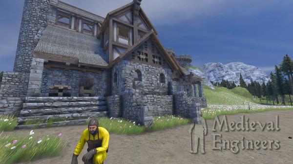 Скриншот №8 к Medieval Engineers