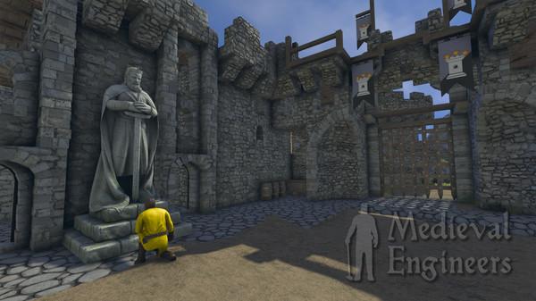 Скриншот №11 к Medieval Engineers