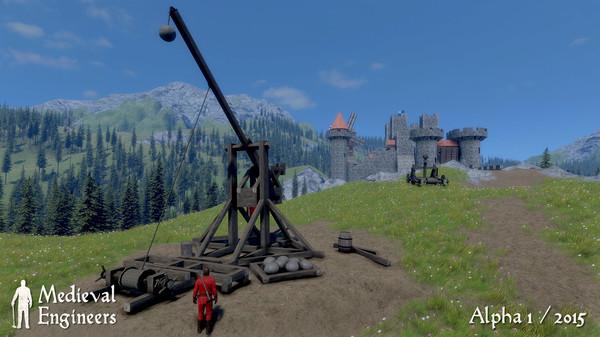 Скриншот №23 к Medieval Engineers