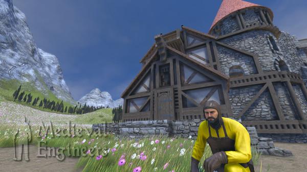 Скриншот №7 к Medieval Engineers