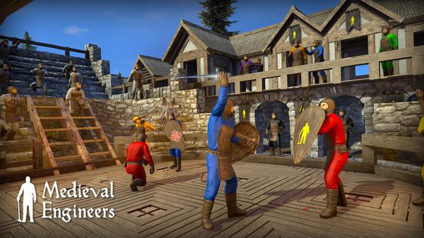 Скриншот №3 к Medieval Engineers