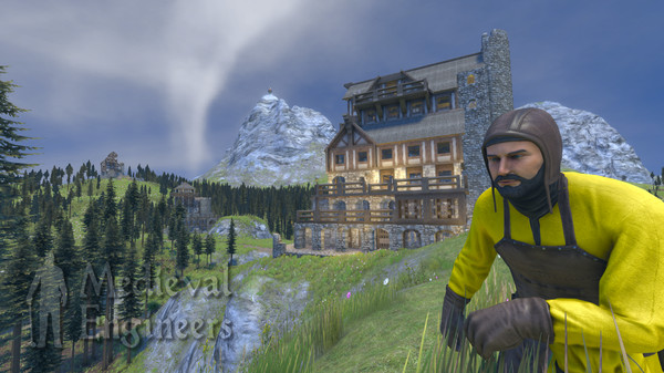 Скриншот №10 к Medieval Engineers