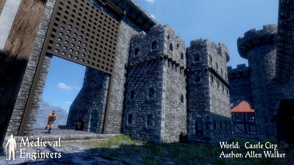 Скриншот №30 к Medieval Engineers
