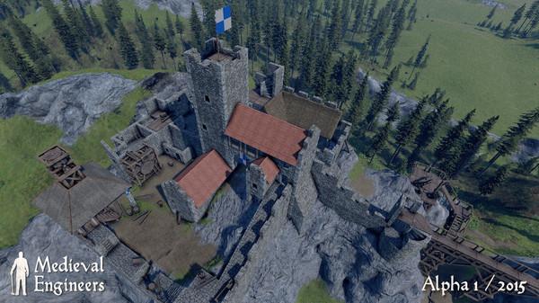 Скриншот №14 к Medieval Engineers