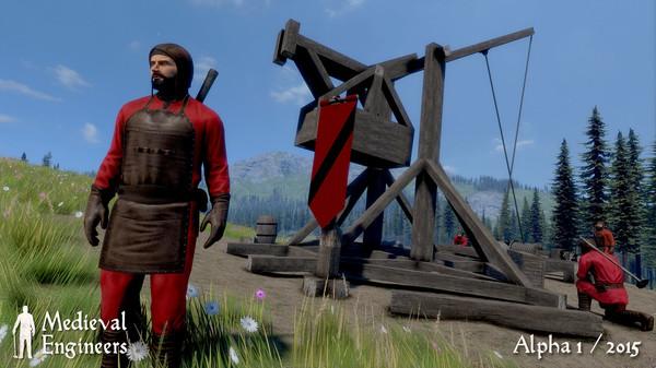 Скриншот №20 к Medieval Engineers